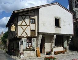 Charroux, plus beau village