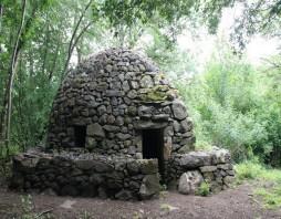Chibottes: 19e eeuwse schuilhutjes