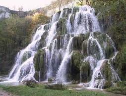 Waterval La Baume