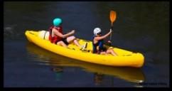 Kanoën/kayakken