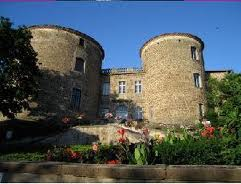 Kasteel Eveques du Puy in Monistrol-sur-Loire