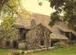 19e eeuwse boerderij in Moudeyres