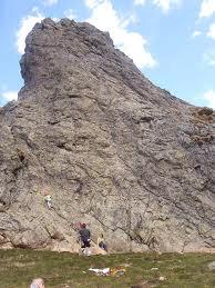 Klimrots la Roche pointu, Chaudeyrolles