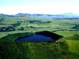 Kratermeer van Pavin