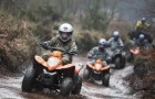 Quads in Saint Julien-Chapteuil