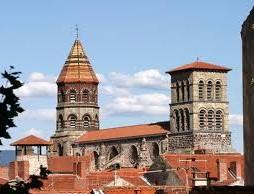 Basiliek Saint Julien in Brioude