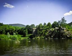 Zwemstrandjes aan de Loire