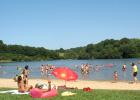 Het meer van Vieure (Allier)